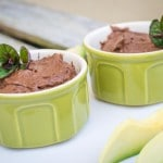 Sugar Free Vegan Chocolate Mousse
