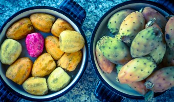 My Last Fichi D'India (Prickly Pear Cactus Fruits)
