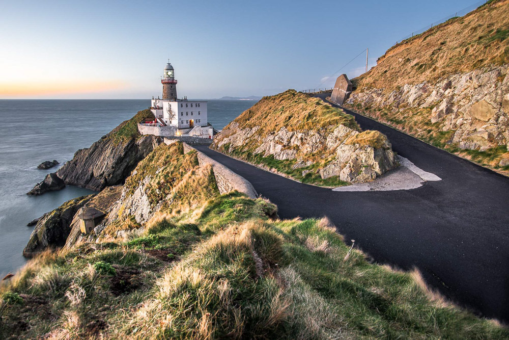 Baily Lighthouse, Howth, Co.Dublin, Ireland