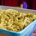 Pasta With Cauliflowers Sicilian Style