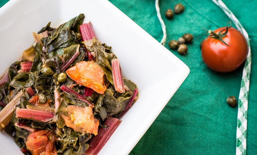 ruby-chards-with-capers-and-tomatoes