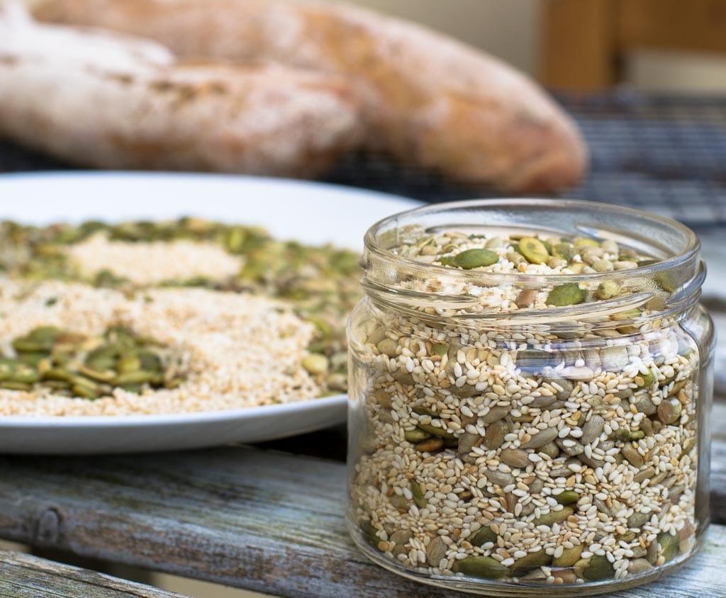 roasted-sesame-seeds-pinenuts-pumpkin-seeds-sunflower-seeds-in-a-jar