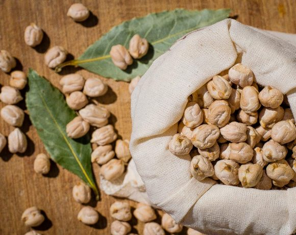 How to cook dried chickpeas