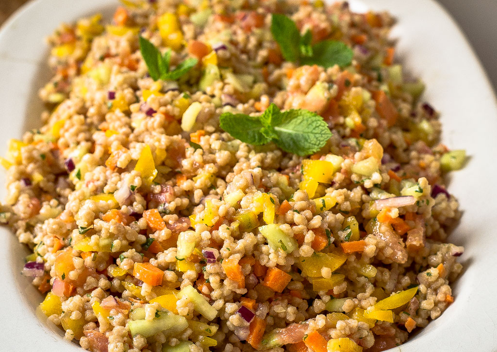couscous-salad-with-mint-and-lemon