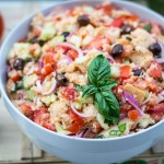 Panzanella (Tuscan Tomatoes And Bread Salad)