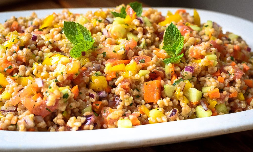 summery-couscous-salad-with-mint-and-lemon