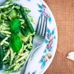 Trofie al Pesto Genovese with Potatoes and Green Beans