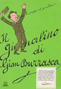 Pappa col pomodoro in the cover of Giornalino di Gianburrasca