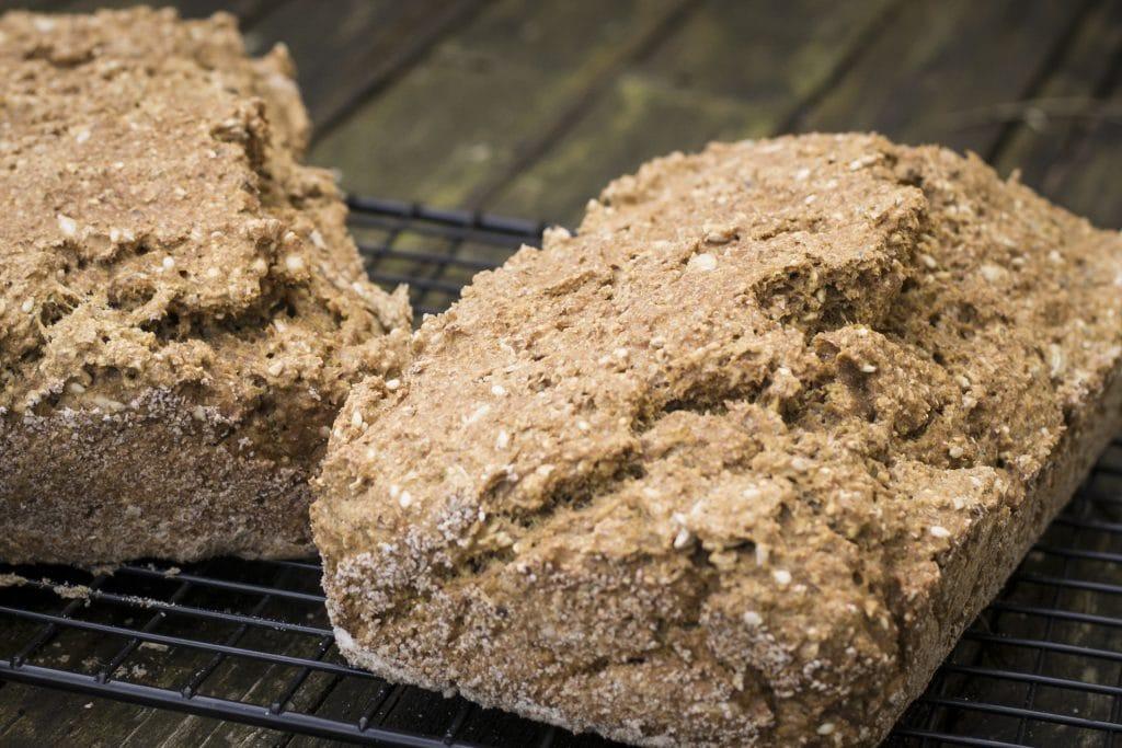 Emma's Brown Soda Bread